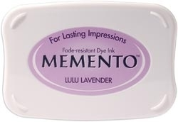CE132020/4504- Memento inktkussen lilac lavender