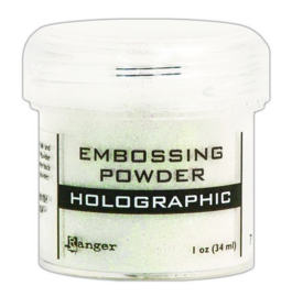 CE306320/0709- Ranger embossing powder 34ml - holographic