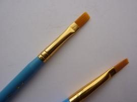 PS227- nylon penseel plat -6-