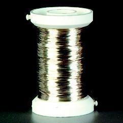 0.25mm dik zilverdraad 50 meter - 6464 718