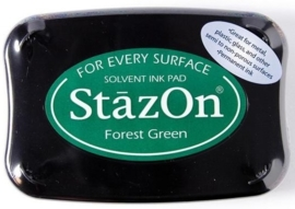 CE132005/6099- Stazon inktkussen SZ-000-099 forest green