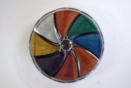 JOY6410/1002- Joy! Crafts stempelkussen doosje metallic kleuren