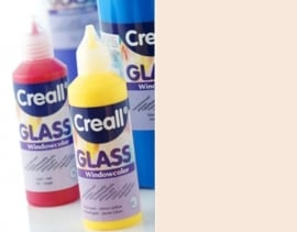 CE301800/0521- Creall Glass - glasstickerverf - window color - 80ML huidkleur