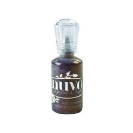 CE309902/0764- Nuvo crystal drops 764N chocolate fondue