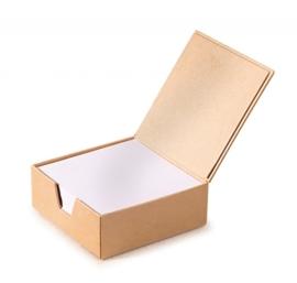 8735 752- 6 stuks ecoshape memo boxen 11x10.5x4cm