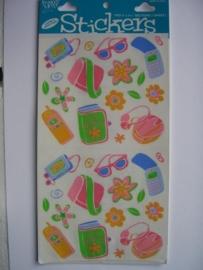 5321- meisjes dingen -Frances Meyer stickers