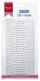 CE117289/3133- Marianne Design plakparels creme