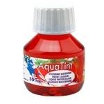 CE303500/5012- Collall AquaTint vloeibare waterverf 50ml donkerrood