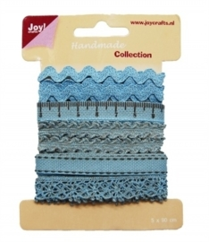 JOY6300/0332- 5x90cm Joy! crafts ribbons natural sense collection 2 - set 1