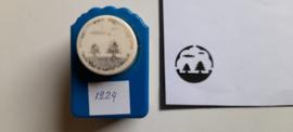 001224 - OPRUIMING SILHOUET PONS
