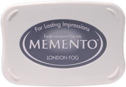 CE132020/4901- Memento inktkussen london fog