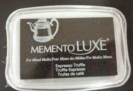 CE132020/5808- Memento Luxe inktkussen expresso truffle