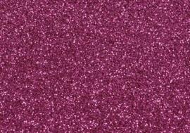7904 526- magneetfolie A4 21x30cm fuchsia met glitter
