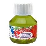 CE303500/5027- Collall AquaTint vloeibare waterverf 50ml olijfgroen