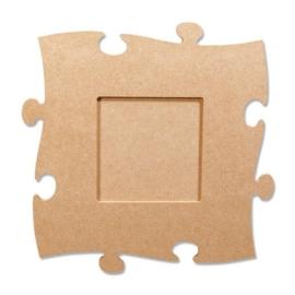 3270 104- 3 stuks MDF XL puzzellijsten van 24x24cm