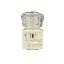 CE135010/0603- Nuvo glitter embossing poeder crystal clear