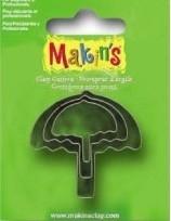 CE117918/6025- Makin`s clay uitsteker paraplu 2-4cm