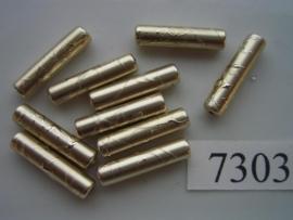 pijpje 21x4mm 7303