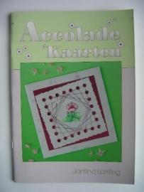367- accolade kaarten OPRUIMING BOEKJE