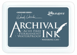 CE306014/9006- Ranger archival ink pad - watering can