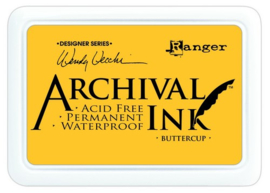 CE306014/5632- Ranger archival ink pad - buttercup
