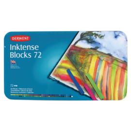 CE325009/0072- Derwent inktense blocks 72st blik