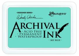 CE306014/5656- Ranger archival ink pad - sky blue