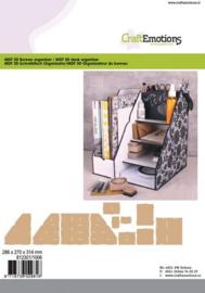 CE812301/1006- MDF bureau organizer 286x270x314mm