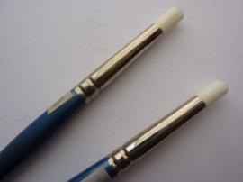 PS230- nylon penseel rond stomp -6-