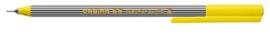 CE390055/0005- edding-55 fineliner met punt van 0.3mm geel