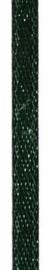 006302/0246- 4.5 meter satijnlint van 10mm breed op een rol donkergroen