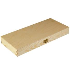 houten bakjes, kisten & dozen
