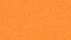 112500/0129- vilten lapje van 1mm dik en 20x30cm groot okergeel