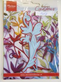 0002467- Marianne Design Creatables stencil nr.151 12x4cm OPRUIMING