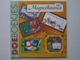 330- magneetkaarten OPRUIMING BOEKJE