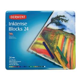 CE325009/0024- Derwent inktense blocks 24st blik