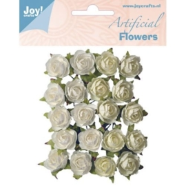 JOY6370/0061- 20 stuks artificial decoration flowers