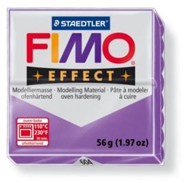 CE610303/6604- fimo effect 56gr transparant violet -604