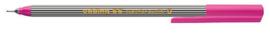 CE390055/0009- edding-55 fineliner met punt van 0.3mm roze
