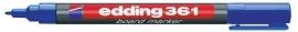 CE390361/0003- Edding-361 boardmarker met punt van 1mm blauw
