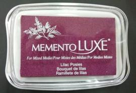 CE132020/5501- Memento Luxe inktkussen lilac posies