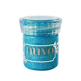 CE309906/0960- Nuvo glimmer paste 50ml - blue topaz 960N