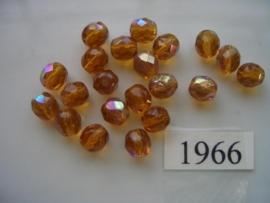 20 stuks 8mm AB kristal 1966