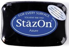 CE132005/6095- Stazon inktkussen SZ-000-095 azure