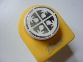 001178- ornamentpons rond 30mm OPRUIMING