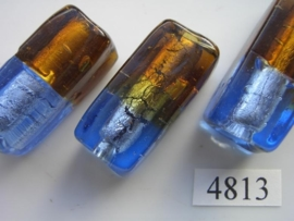 zilverfolie, staaf 40x15mm 4813