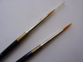 PS104- nylon penseel gold sable -3-