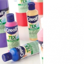 CE301900/0723- Creall Tex textielverf 80ML wit