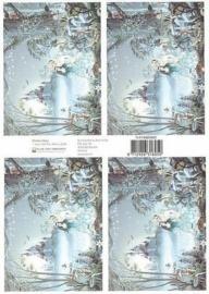 kn/1544- A4 knipvel Fairyland rendez-vous - 117140/2002