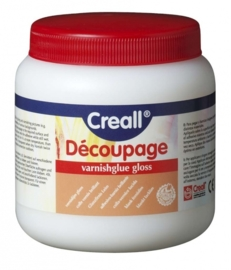 CE121002/0100- Creall Découpage vernislijm 250ML glans